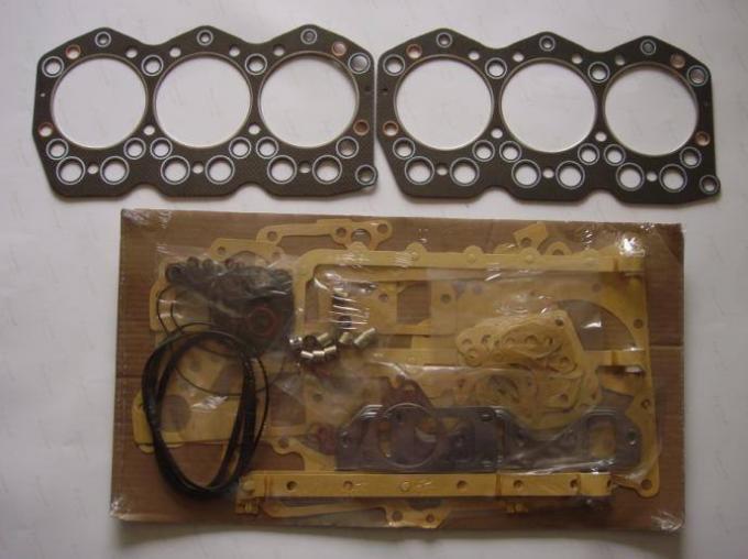 ISUZU Truck 4HG1 Engine Gasket Kit 4JJ1 4JK1 Nonmetal Material