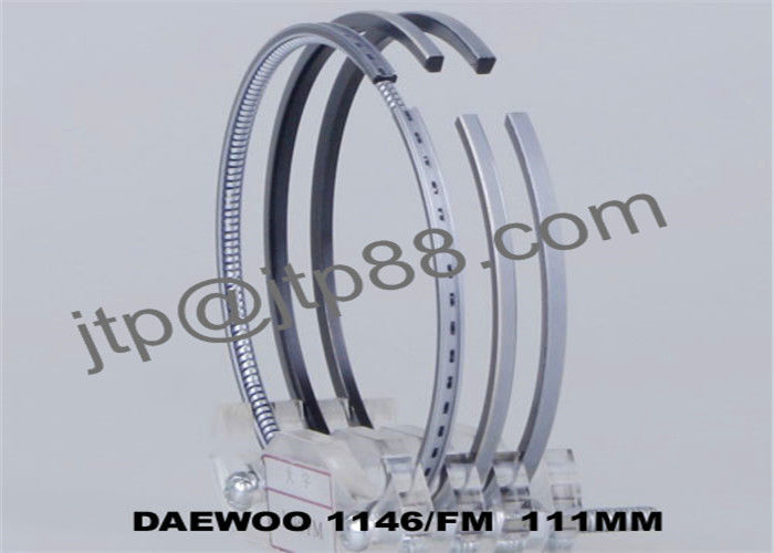 Doosan Engine Piston Rings D1146 1146 With The Diameter