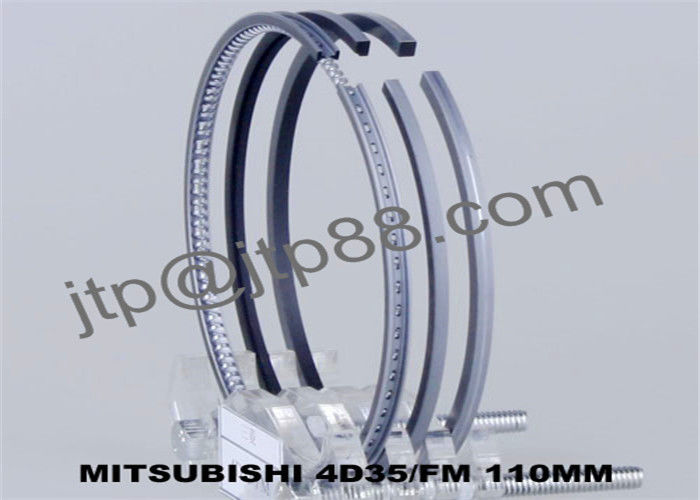 4D35 Engine Piston Rings For Mitsubishi Canter Engine Oem ME996628