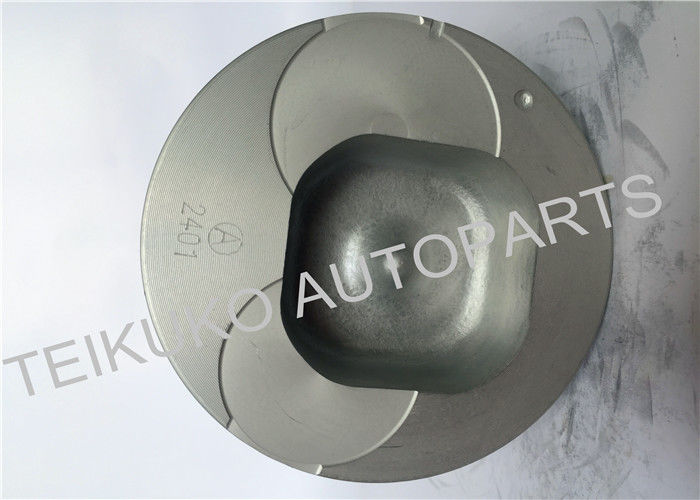 Square Head Diesel Engine Piston Height 94mm / 104mm