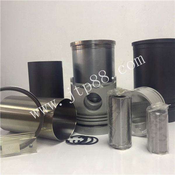 Own brand YJL/JTP Excavator cylinder liner EK100/ EK200/ K13D With good quality cylinder kit for Hino car
