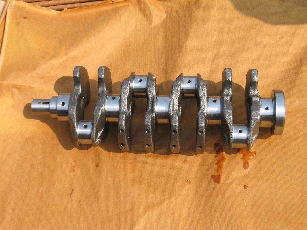 Toyota 6D105 Diesel Engine Crankshaft Assy 6136-31-1010 Length