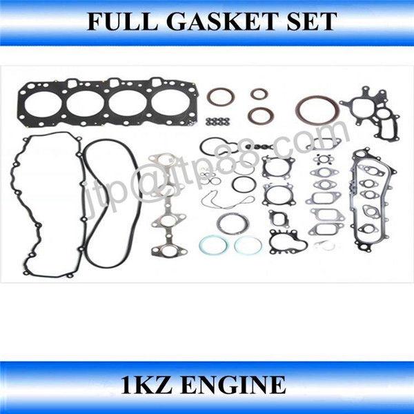 Complete Engine Gasket Kit For Janpanese Type 1KZ 1KZT