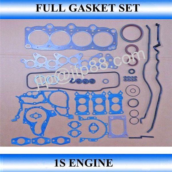 Original Iron Engine Gasket Kit For Toyota 1S 04111-63040 / Full