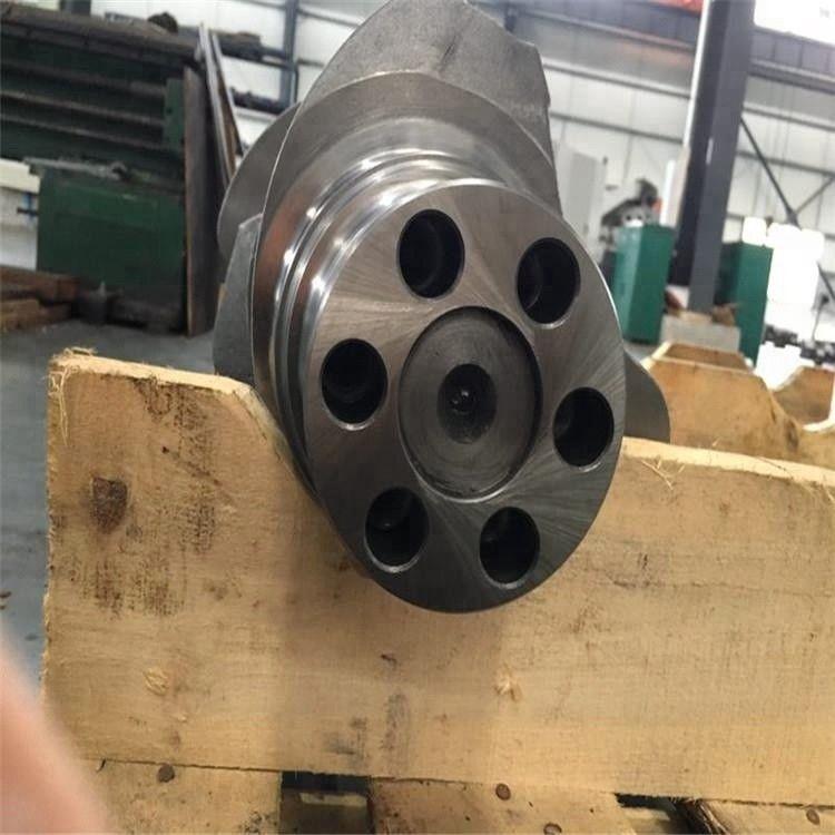Marine Diesel Engine Parts K19 Crankshaft For Cummins