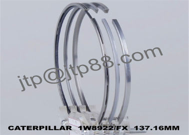 1W8922 Engine Piston Ring Diameter 137.16mm / Excavator Spare Parts
