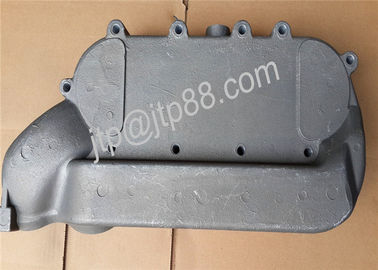 China C3284170 Lubricating Oil Cooler Cover For Diesel Engine ISDE ISBE 5273377 factory