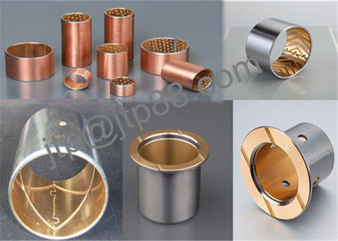 St12 + PTFE Connecting Rod Bushings , High Preformance Diesel Engine Parts For Hino