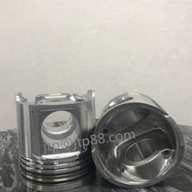 Single 6CT300 Cummins Diesel Engine Piston Parts No.3917707 Sliver Color