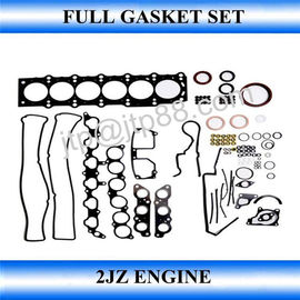 China 2JZ Engine Repair Kit / Full Gasket Set for Excavator OEM 04111-46065 factory