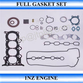 China Engineering Machinery Engine Gasket Kit For Toyota 1NZ 04111-21040 factory