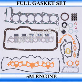 China Standard Size Full Gasket Set 5M Excavator Spare Parts OEM 04111-43024 factory