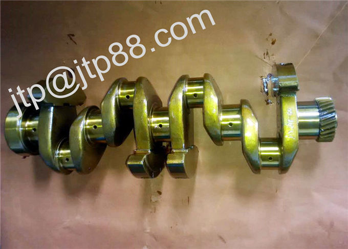 TOYOTA 3L Car Engine Crankshaft With Iron Casting Material